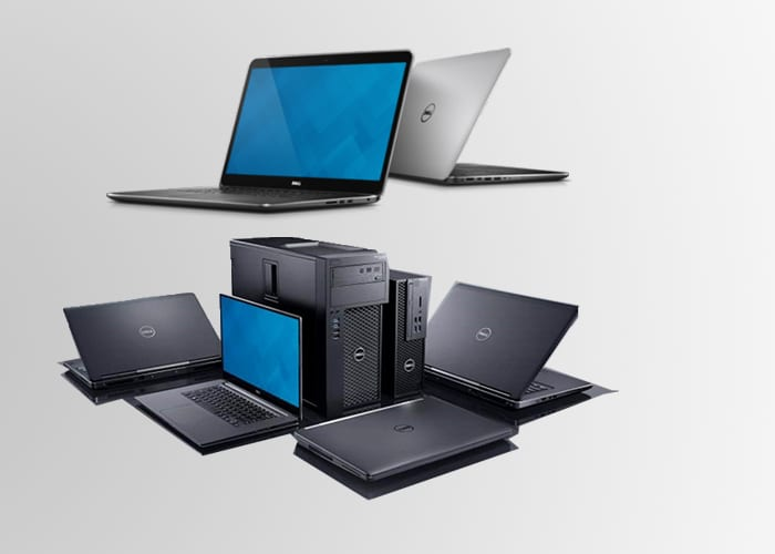 Dell Desktop & Mobile Workstations